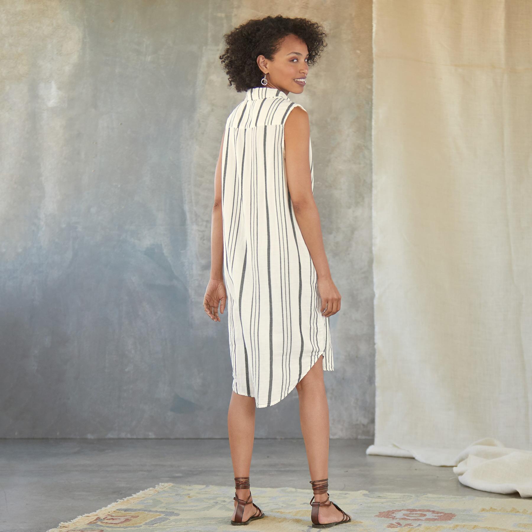 LAUREN SHIRT DRESS: View 3