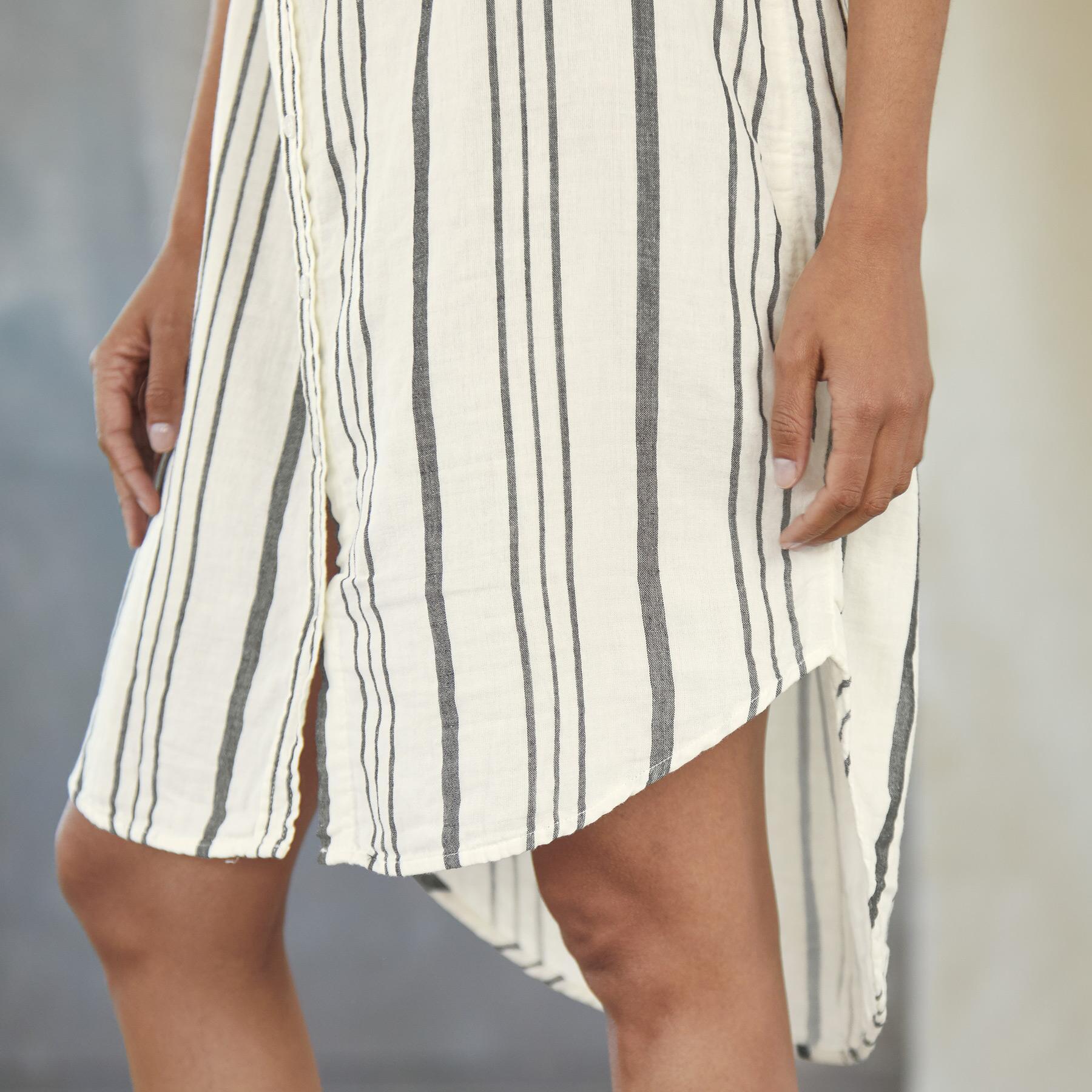 LAUREN SHIRT DRESS: View 5