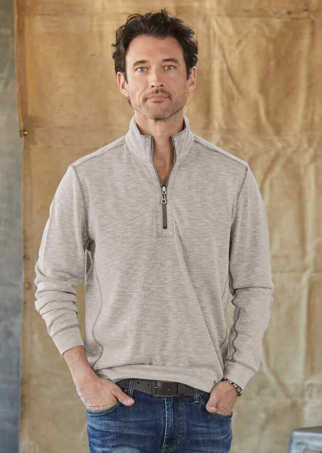 FIELD & FOREST PULLOVER