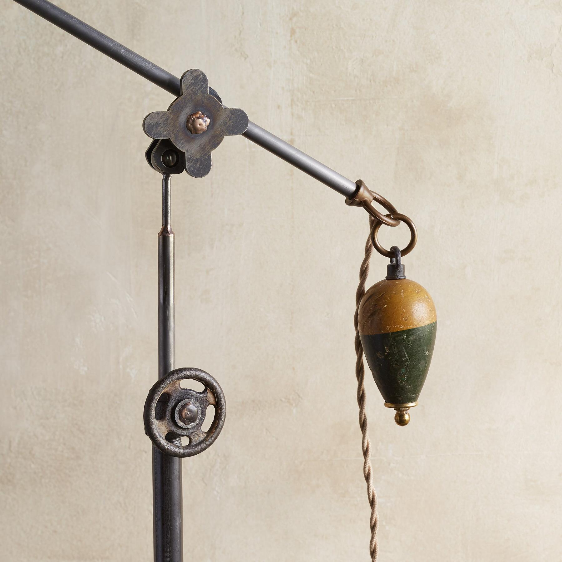 MARSTON TABLE LAMP: View 3