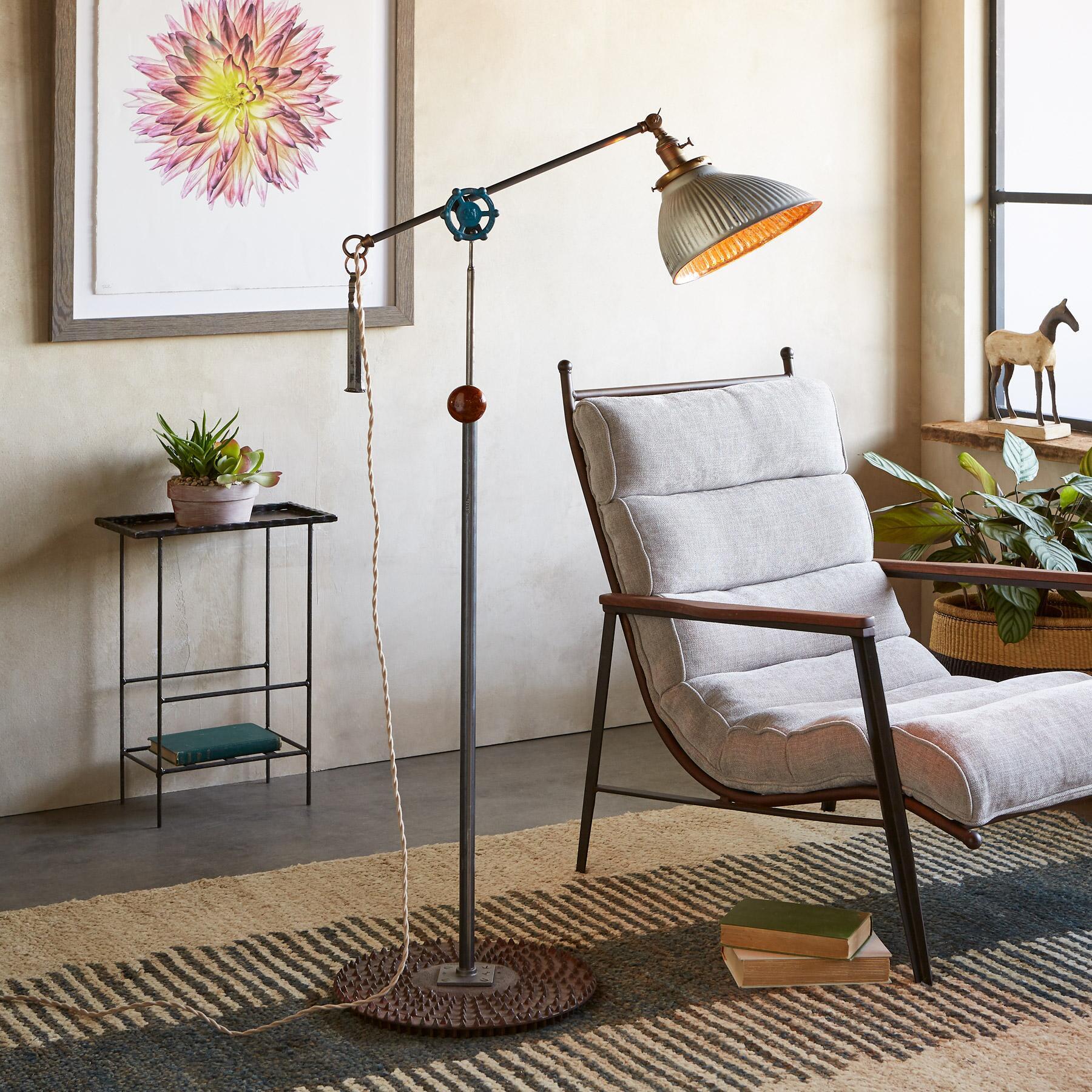 BETHEL FLOOR LAMP: View 1