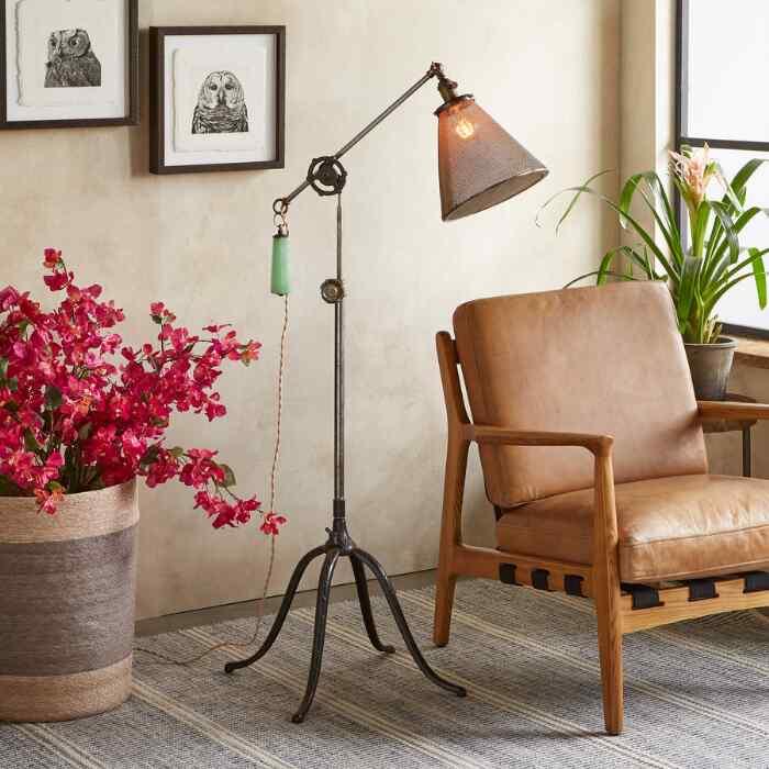 CHESWICK FLOOR LAMP