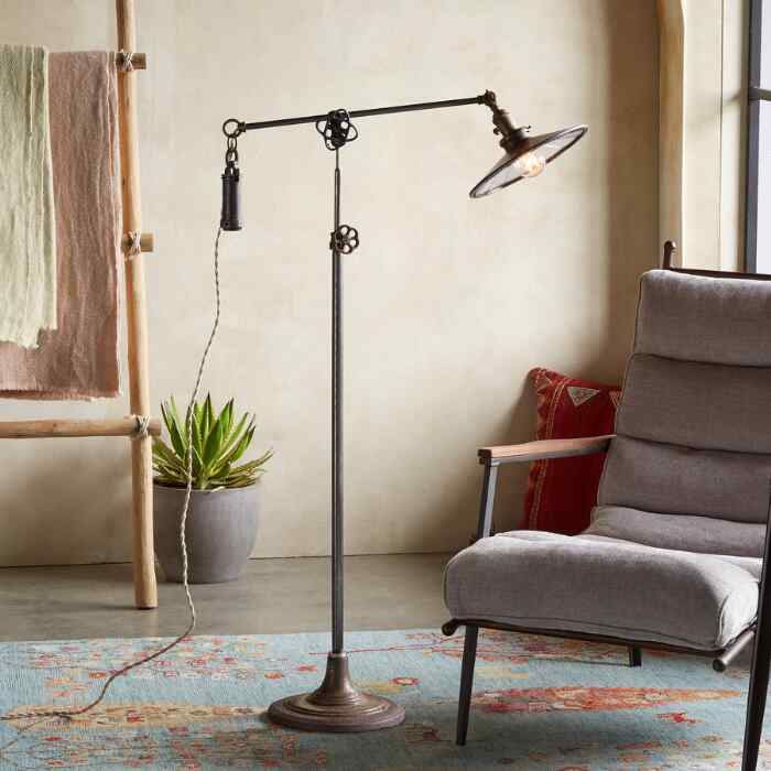 MASON FLOOR LAMP