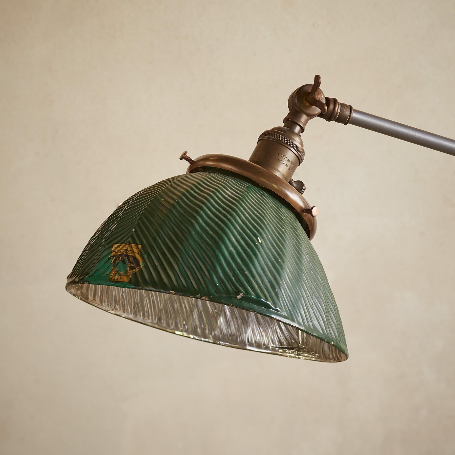 NEWELL FLOOR LAMP: View 2