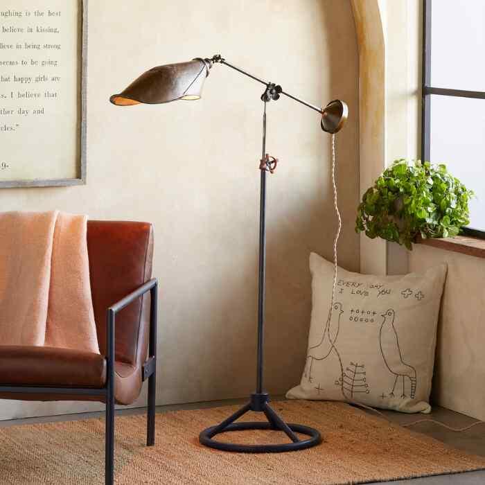 TROY FLOOR LAMP