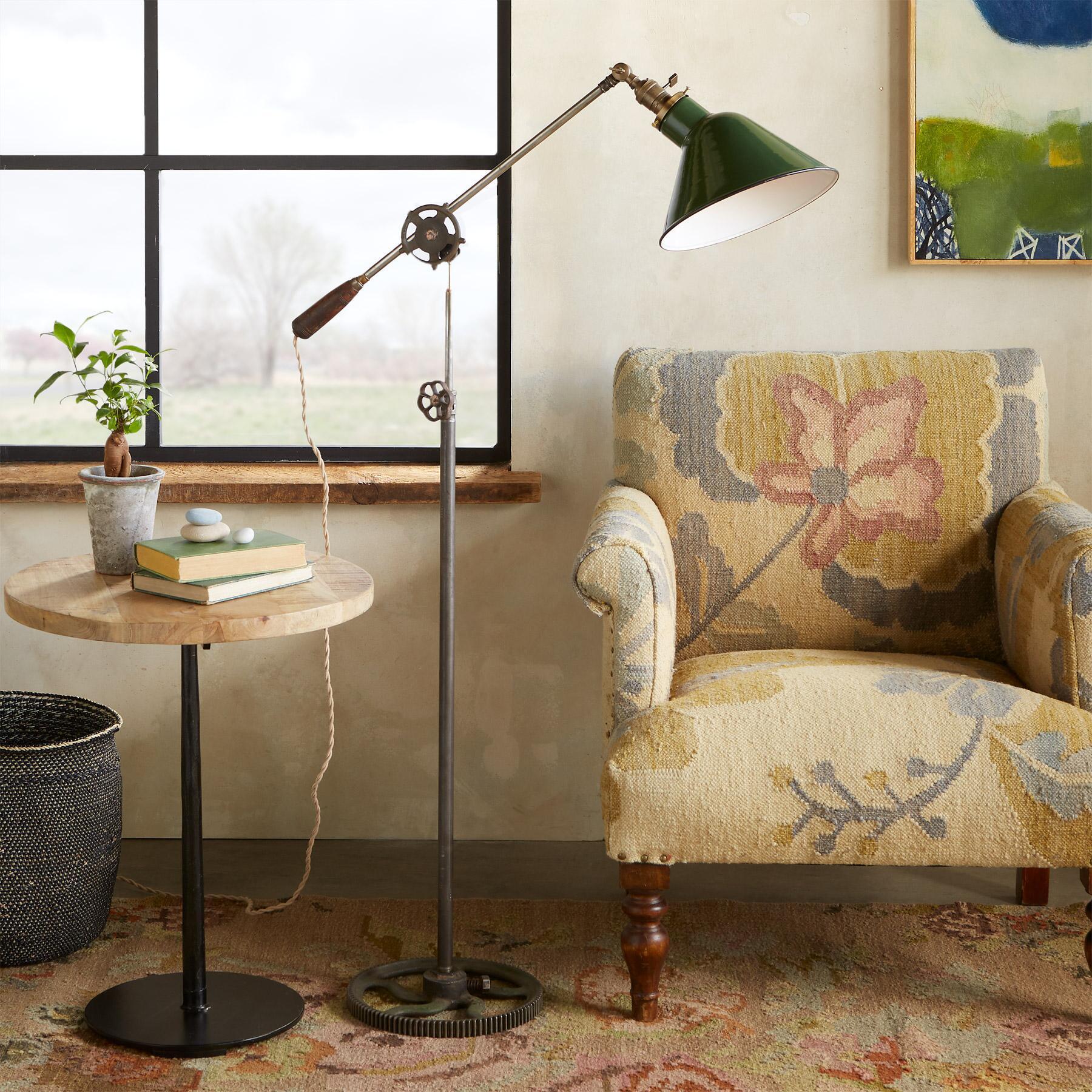 UNION FLOOR LAMP: View 1