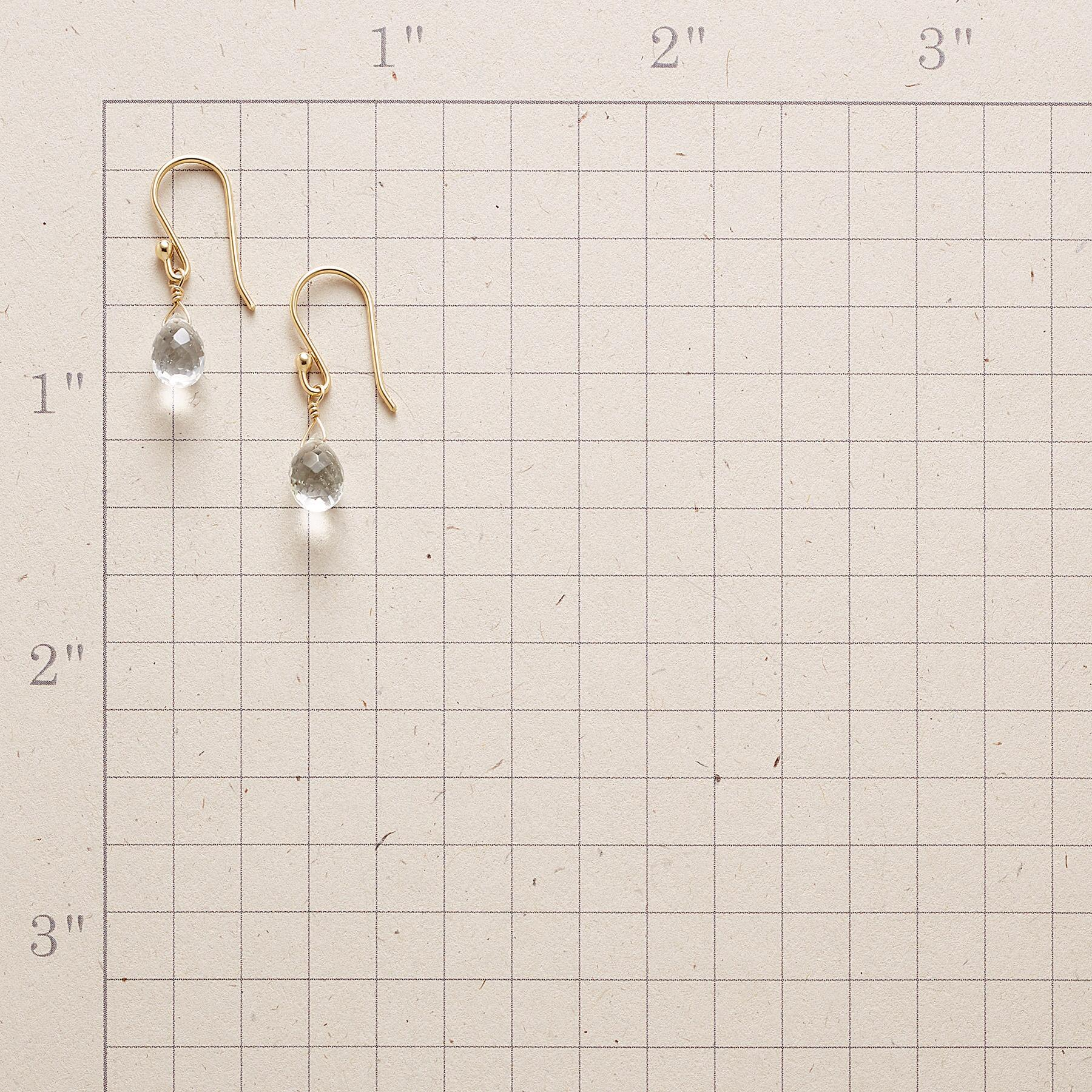 DESTINED TO DAZZLE EARRINGS: View 2