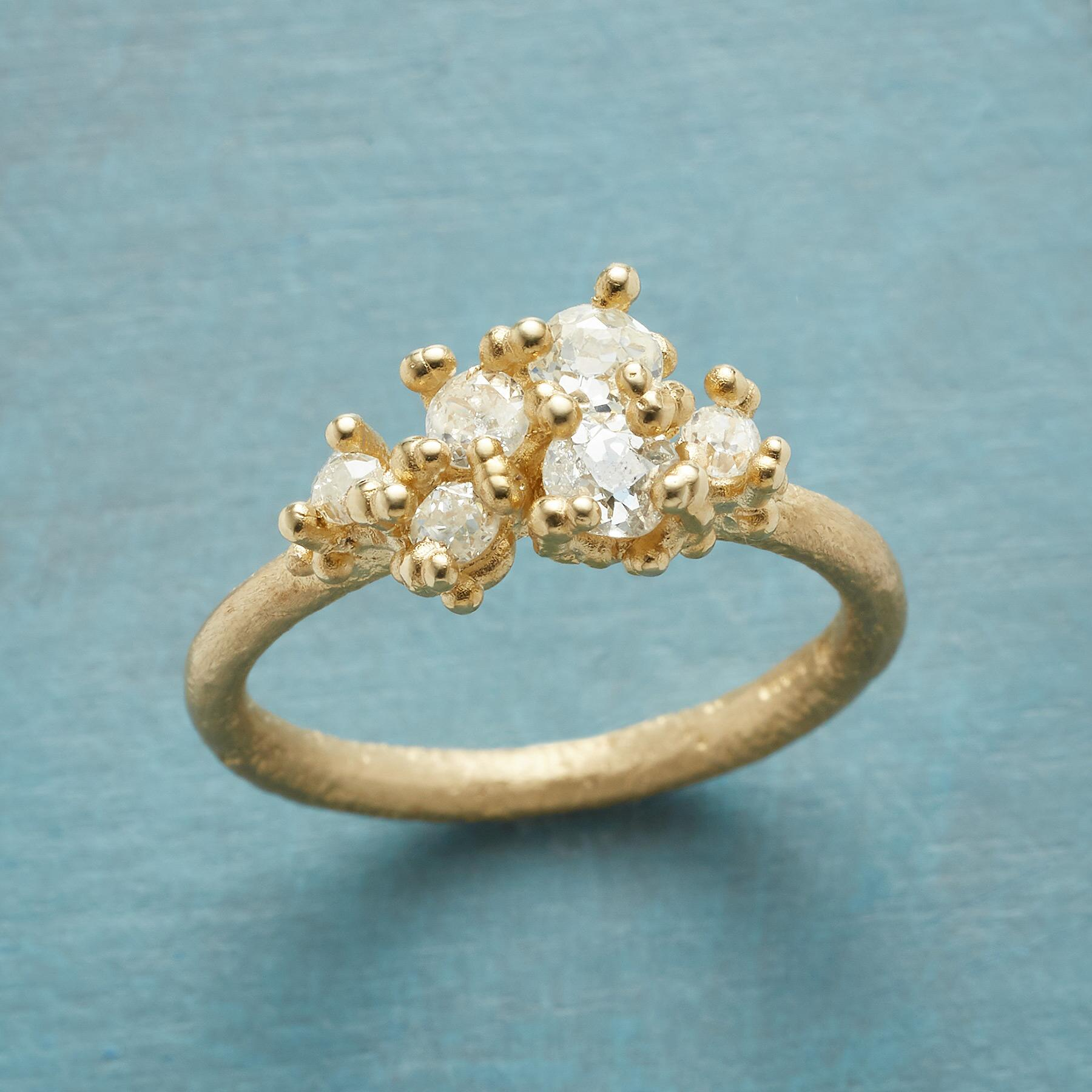 SAY YES RING: View 1