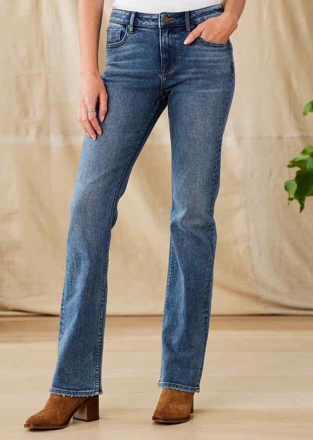 KELLY CLASSIC BOOTCUT JEANS