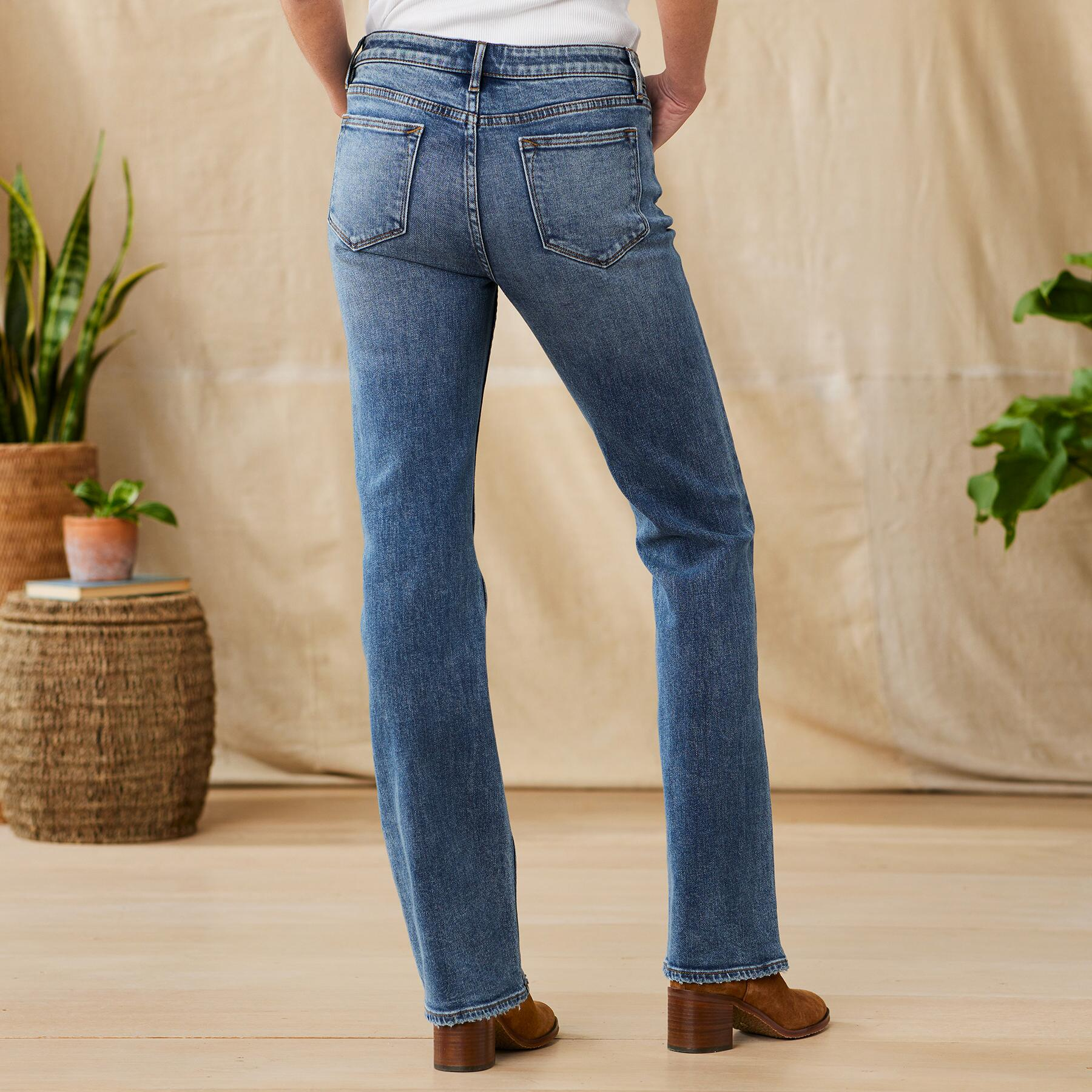 KELLY CLASSIC BOOTCUT JEANS: View 2