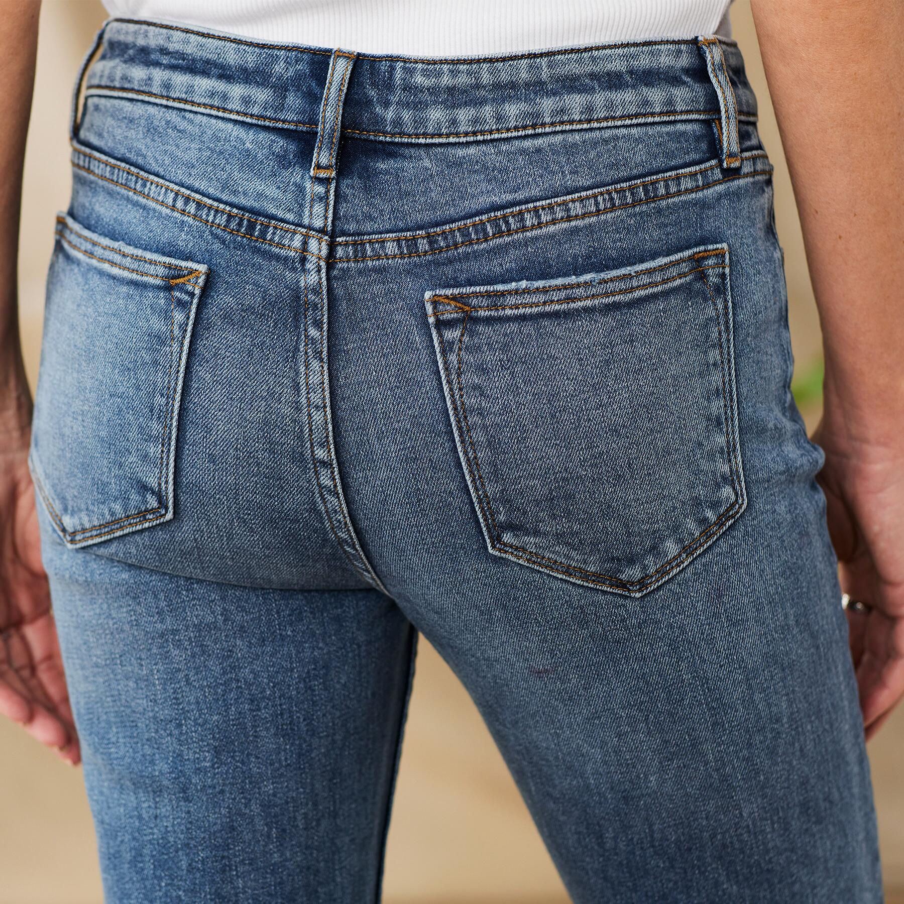 KELLY CLASSIC BOOTCUT JEANS: View 4