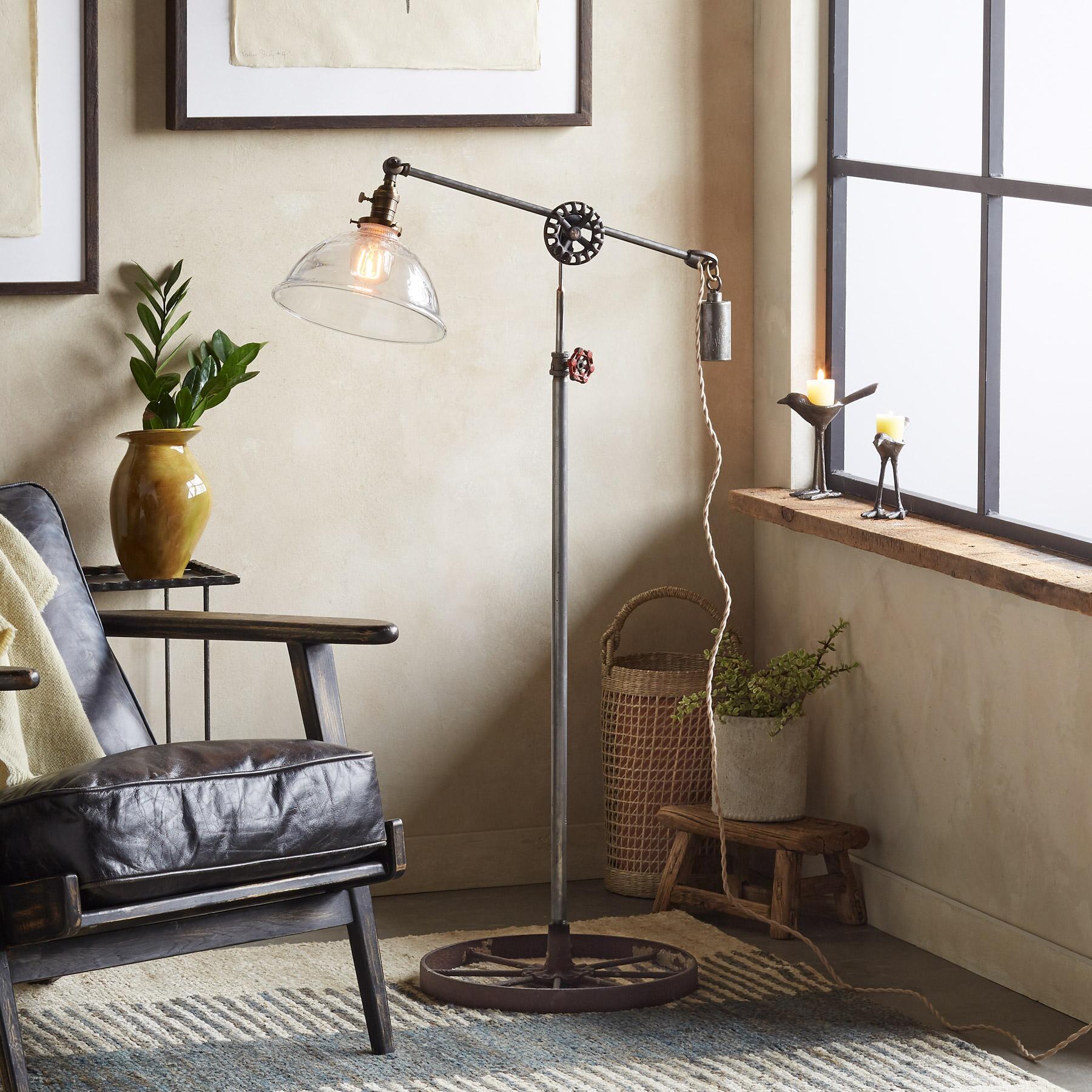 CONCORDA FLOOR LAMP: View 1