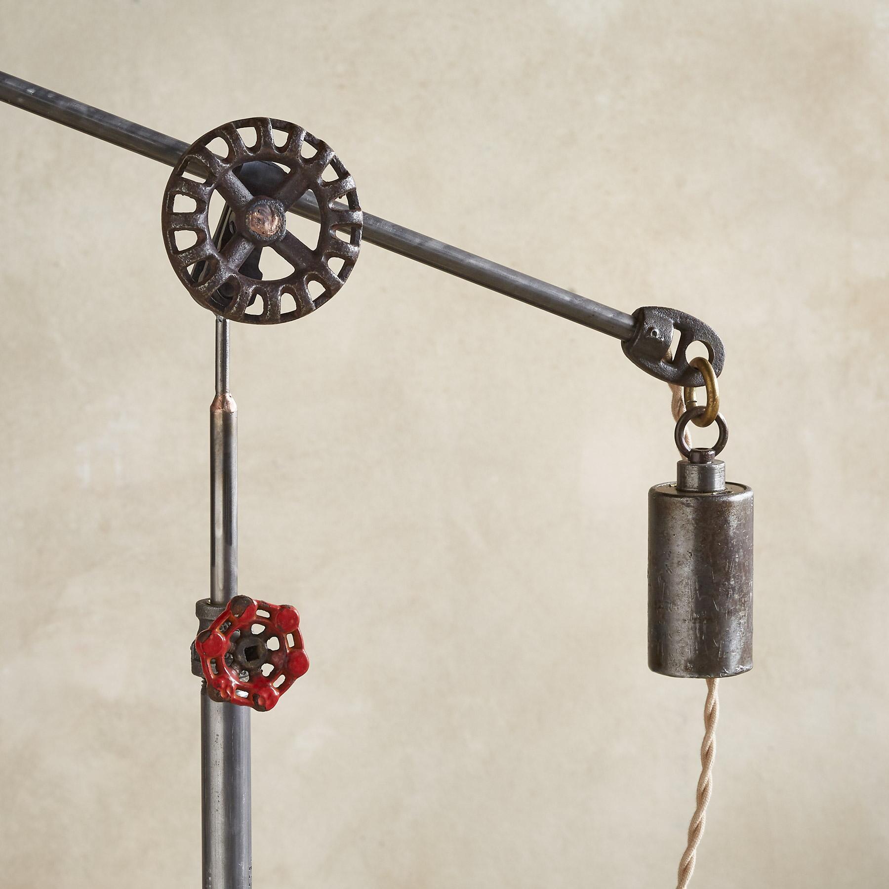 CONCORDA FLOOR LAMP: View 3