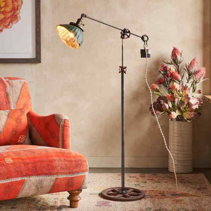 DRUMMOND FLOOR LAMP