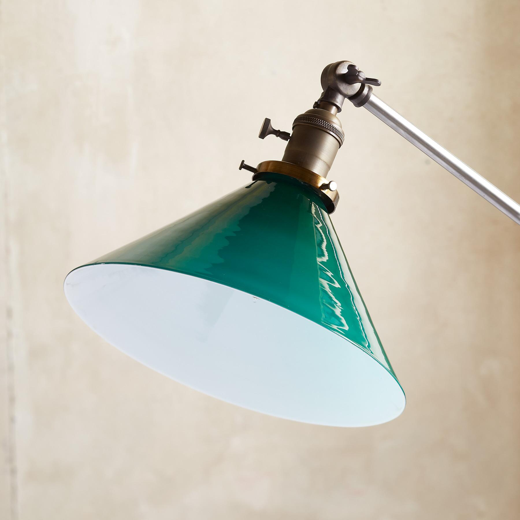 CLAYTON FLOOR LAMP: View 2