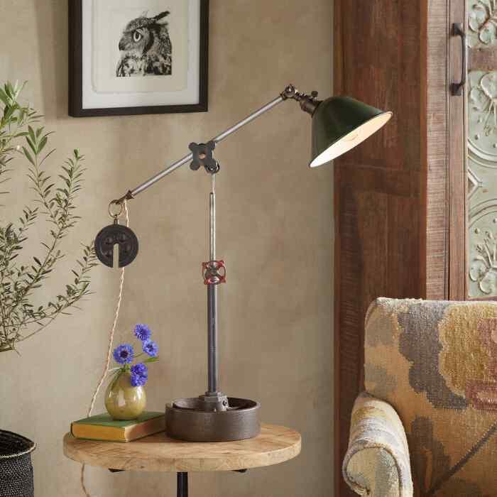 SAGINAW TABLE LAMP