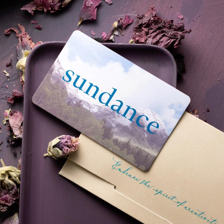 Sundance Gift Card Robert Redfords Sundance Catalog